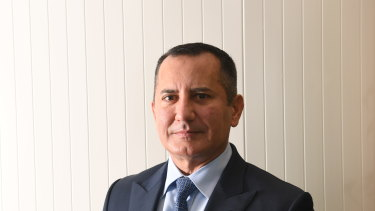 Bank of Queensland CEO George Frazis says the new equity will give the bank greater flexibility.