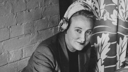 How modernist queen Frances Burke kept wartime Australia looking fabulous