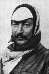 A snapshot of Guillaux taken after landing in Sydney.