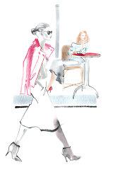 Does fashion matter anymore? Illustration: Maya Beus
