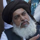 Khadim Hussain Rizvi.