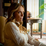 Toni Collette as Joni Thrombey.