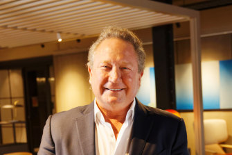 Andrew Forrest's Tattarang made an earlier offer for Huon, but it was rejected for being too low.