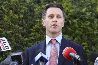 Kogarah MP Chris Minns says NSW Labor needs generational change.