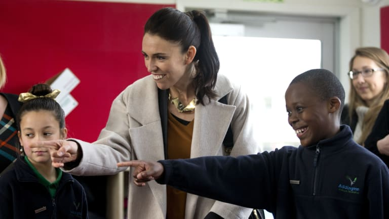 Jacinda Ardern's government is facing a teacher shortage.