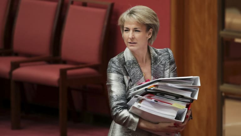 Elected as a senator for Western Australia in 2007, the former Freehills lawyer sits on the conservative side of the Liberal Party.