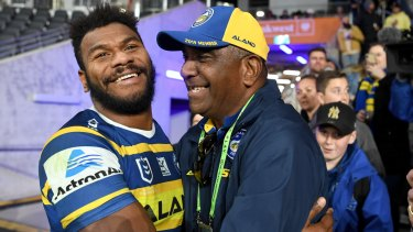 Better than Radradra: Eels back Sivo to be their best Fijian yet