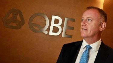 QBE chief executive John Neal.