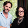 Wendy Harmer and Robbie Buck close in on breakfast dominance