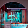 Unreal exhibition comes to life from the shuttered ACMI