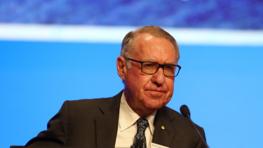 ANZ chairman David Gonski says Australia needs to overcome a fear of failure.