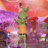 Guessing the identity of the Masked Singer is the best fun on TV today