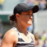 Barty not bothered, but WTA slams 'inappropriate' French Open snub