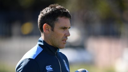 'I see a lot of Mal in Freddy': Maroons pay Fittler ultimate compliment