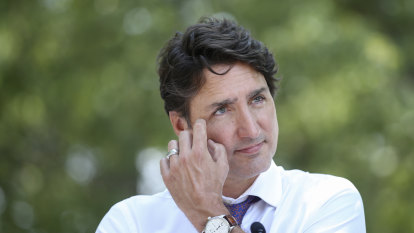 Shine comes off Trudeau's 'sunny ways' with Canada divided on election eve
