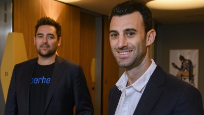 Welcome to the revolution: meet the fintech founders disrupting super