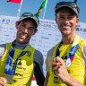 More medals flow as Australian sailing builds towards Tokyo
