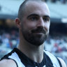 Sidebottom to have testicle surgery, miss Essendon match
