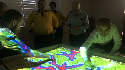 3D simulation of a 'fire near me' gives residents a wake-up call