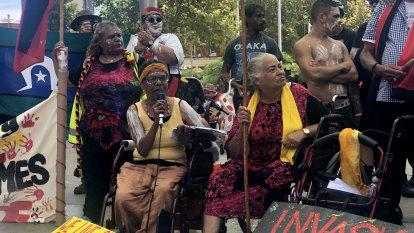 Skyshow, citizenship ceremonies, a CBD rally: Australia Day in WA