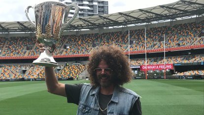 From Sheppard to Sherrin: Queensland artists ready to rock AFL grand final
