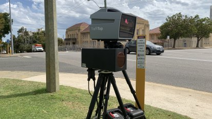 WA Police to consider legal action after faulty cameras led to 'dozens' of incorrect fines