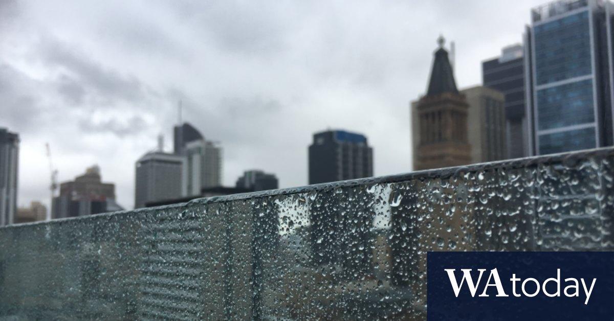 Brisbane to cool off with wet week of below-average ...
