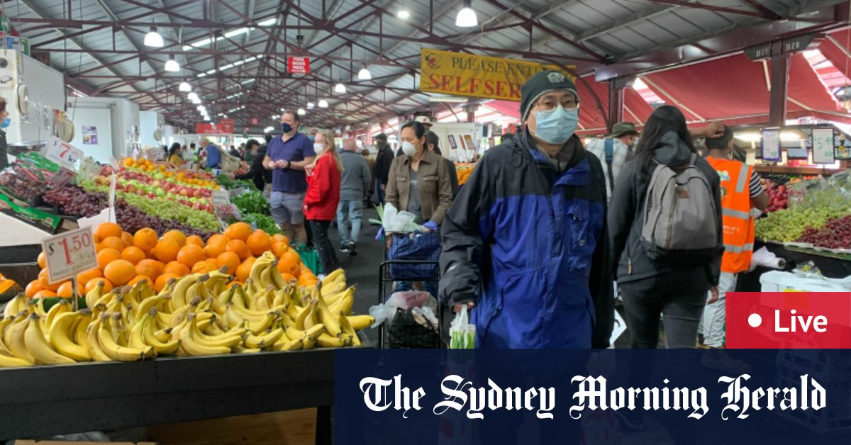 Coronavirus updates LIVE: England enters national lockdown with retail hospitality closed for a month; Australian death toll stands at 907 – The Sydney Morning Herald