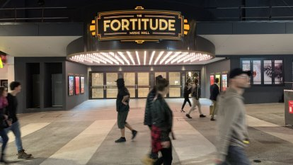 A look inside the Fortitude Music Hall, days before its opening