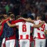 Degenek's Red Star make Champions League