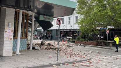 'Chance of significant aftershocks': Victoria hit by earthquake, warnings of more to come