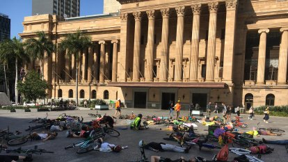Brisbane climate protester sacrifices career to be full-time activist