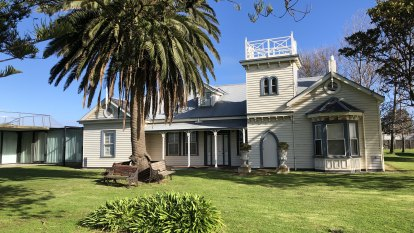 Grocon's Bruno Grollo gives up Phillip Island estate Woolamai House