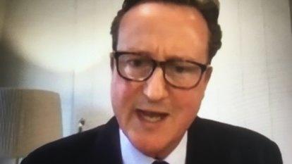 Australian banker paid David Cameron more than he earned as UK's PM