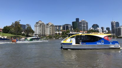 Brisbane ferries muffled after residents complain about noise