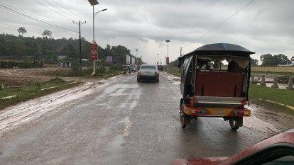 Sihanoukville, a pothole in the Banana Pancake trail