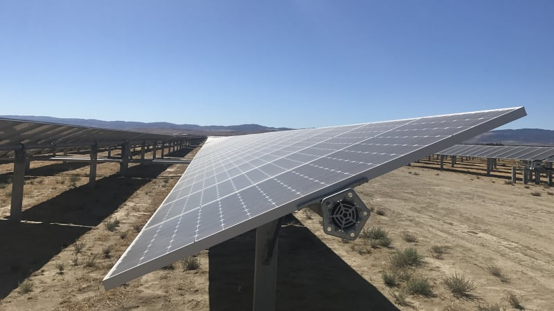 New Energy Solar raises $US200m for UK fund to invest in US solar