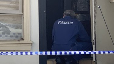Police are investigating the terrifying home invasion in Cairnlea.