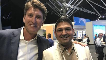 Perth start-up wins major Microsoft award, then lobbies them to drop fees