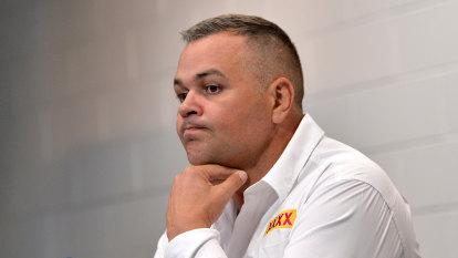 'I'm not looking over my shoulder': Seibold defiant as pressure mounts on job at Broncos
