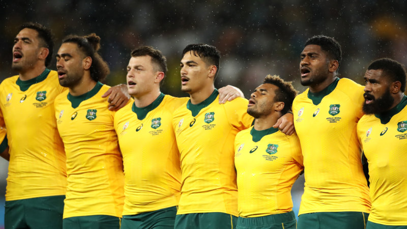 Rugby World Cup 2019 LIVE: Wallabies ready for mighty England clash