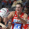 Swifts and Giants coaches call for permanent increase to match-day squads