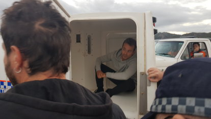 French journalists charged while covering Adani protests