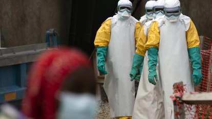 Dozens of women accuse aid workers of sexual abuse during Ebola crisis