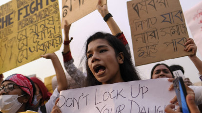 Spate of gang rapes prompts Bangladesh to prescribe death penalty