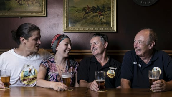 'Feels like a nostalgia trip': Lovers of Resch's beer try and keep tradition alive