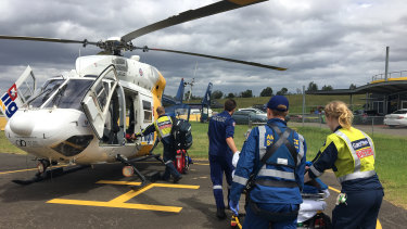CareFlight will receive a budget boost to help critically-ill patients.