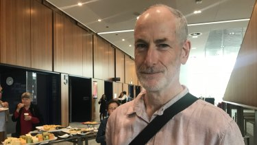 Former Westpac employee Tony Rich said it was an emotional day but the facts of the scandal were yet to be confirmed.