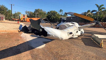 An Australian Transport Safety Bureau investigation into a fatal helicopter crash in Broome found the helicopter's tail assembly separated in-flight.