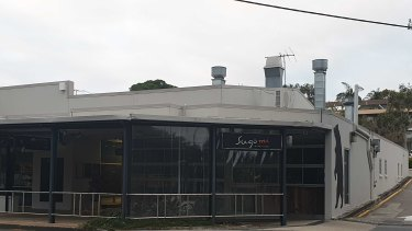 Italian restaurant Sugomi was on Oxford Street for years but has since closed.